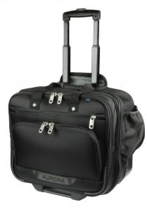 "Aurora New Generation - 14"" Rolling Multi-Tote"