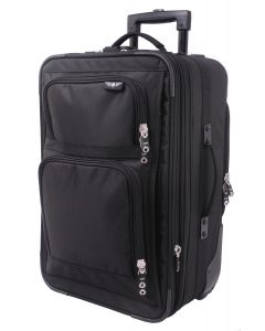 Aurora 22'' Expandable Suiter Rolling Bag
