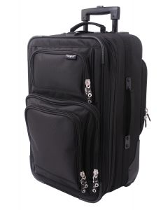 "Aurora 22"" Expandable Rolling Bag"