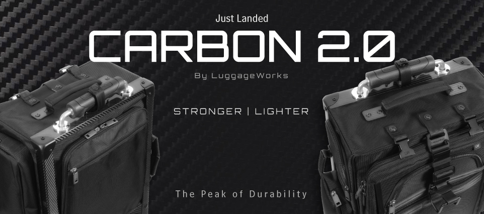 Carbon by LuggageWorks